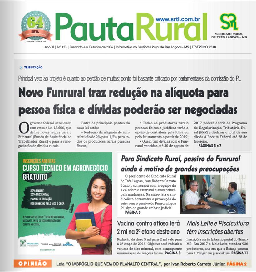 pauta-rural-fevereiro-2018